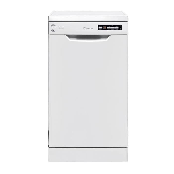 Lave Vaisselle 45cm Candy Cdp2d1047w47