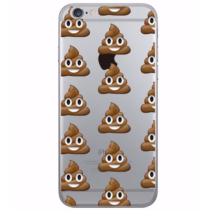 coque caca iphone 6