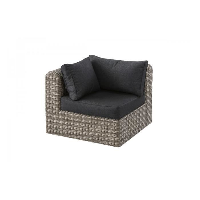 fauteuil angle libertad achat vente fauteuil jardin fauteuil angle libertad cdiscount. Black Bedroom Furniture Sets. Home Design Ideas