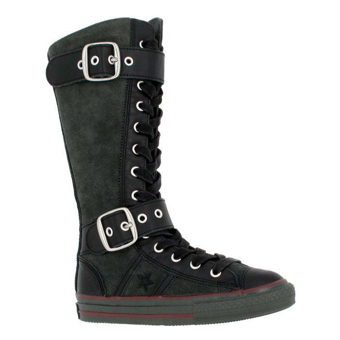 chaussure botte converse