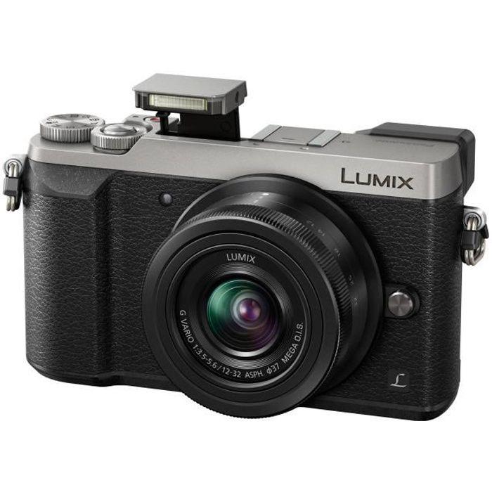 APPAREIL PHOTO HYBRIDE PANASONIC Lumix GDMCGX80KEGS Appareil photo Hybrid