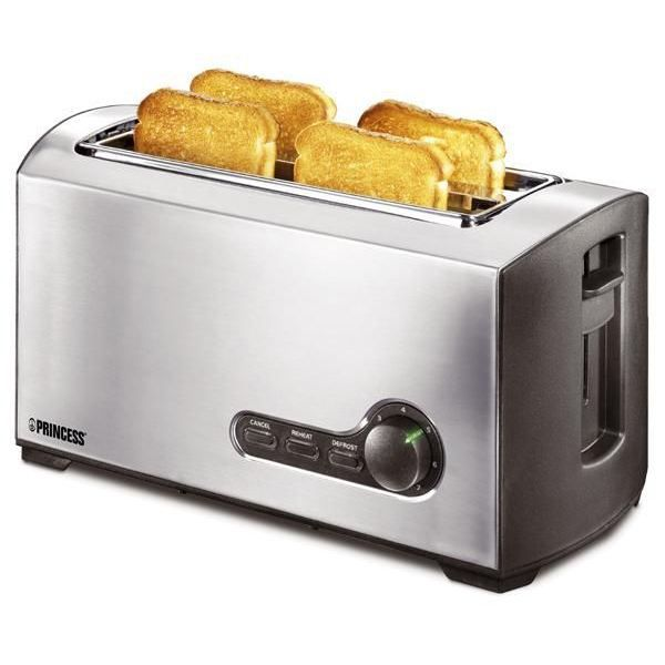 grille pain classic long slot achat vente grille pain toaster cdiscount. Black Bedroom Furniture Sets. Home Design Ideas