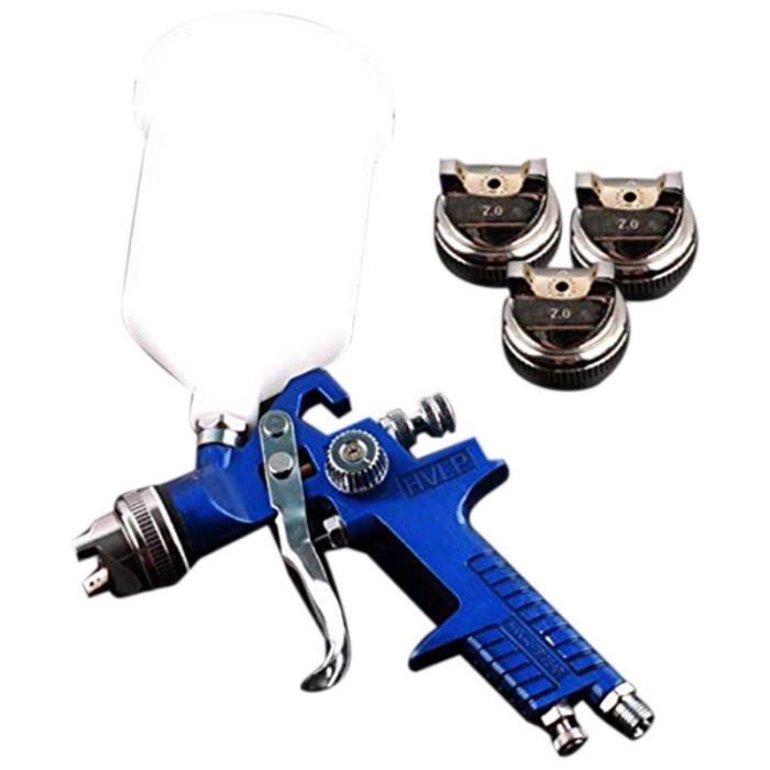 MAGT R/égulateur de Pression dair 1//4Pistolet /à Peinture pulv/érisateur R/égulateur de Pression dair Manom/ètre Outil pneumatique Kit de s/éparateur daccessoires