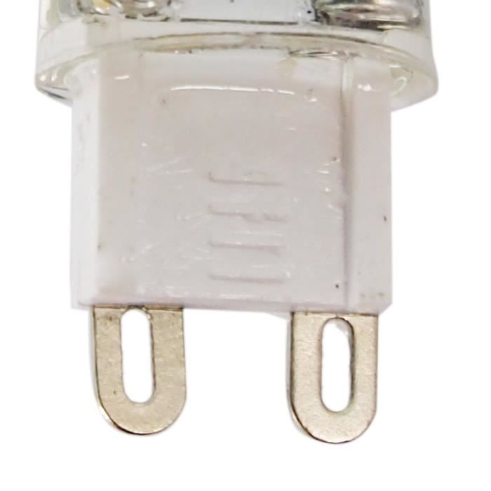 2835 220v Cabinet G9 64 Ac Chaud Spot Light Lamp Blanc 5w Led aq5w4U