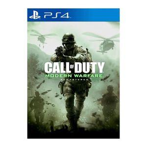 JEU PS4 Call of Duty Modern Warfare Remastered Ps4+2 LED L