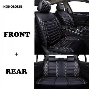 HOUSSE DE SIÈGE [Kokololee] siège auto en cuir synthétique polyuré