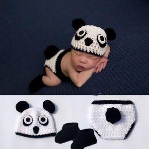 SET DE SOIN ouniondo® Nouveau-né bébé tricot crochet Vêtements