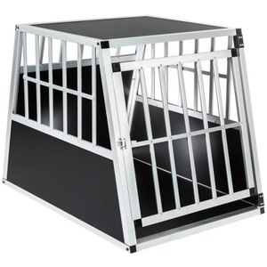CAISSE DE TRANSPORT Cage box caisse de transport voyage pour chien mob