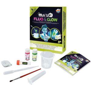 EXPÉRIENCE SCIENTIFIQUE BUKI Mini laboratoire fluo