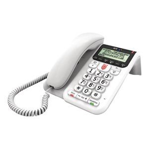 Téléphone fixe BT Decor 2600 Advanced Call Blocker Téléphone fila