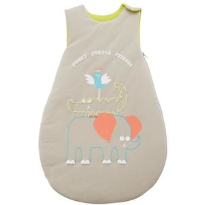 GIGOTEUSE - TURBULETTE  BABYCALIN Gigoteuse Jersey 0-6 Mois Jungle Friends