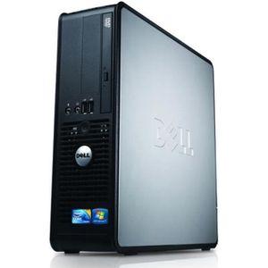 UNITÉ CENTRALE  Dell Optiplex 380 - Windows 7 - CD 4GB 160GB - Ord