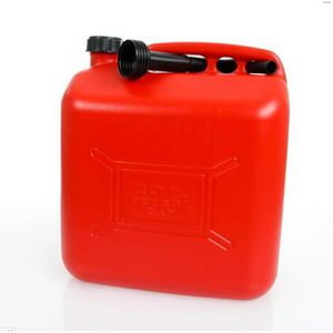 JERRICAN AUTO-MOTO IMDIFA Jerrican Plastique Rouge pour Hydrocarbures