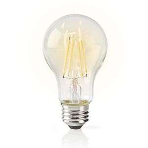 AMPOULE INTELLIGENTE NEDIS Ampoule LED intelligente WiFi - Filament - E