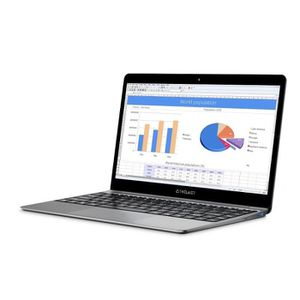"Vente PC Portable Ordinateur Portable-Teclast F7 Plus Notebook PC Portable-14""FHD-RAM 8 Go-Stockage 256 Go-Windows 10-Intel Gemini Lake N4100 pas cher"