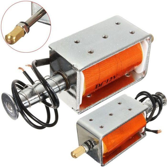 35mm Course Pousser DC 12V Electro-aimant
