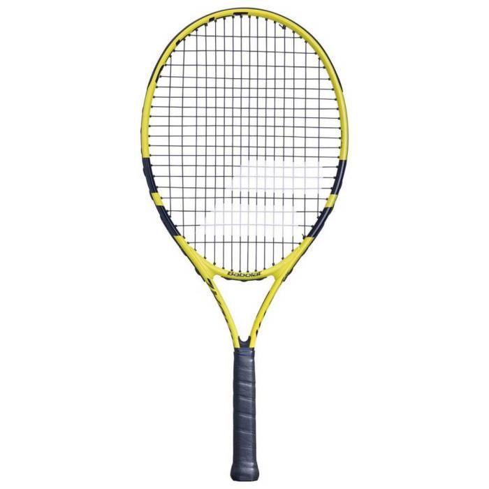 BABOLAT Raquette de tennis Nadal 25- Enfant - Noir