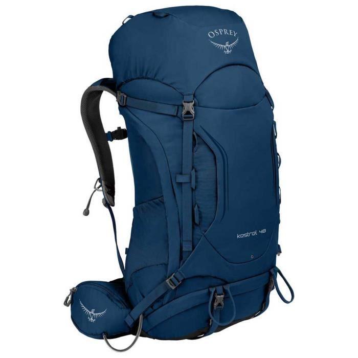 Sacs à dos et bagages Sacs à dos Osprey Kestrel 48l - Bleu -S
