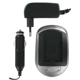 Chargeur pour PANASONIC LUMIX DMC-FZ28