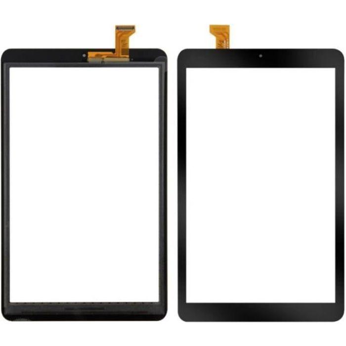 Vitre Tactile Noire Galaxy Tab A 10,5- 2018 (T590-T595)