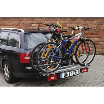 Porte vélo Atelage UNITEC Alu Primus 2 vélos