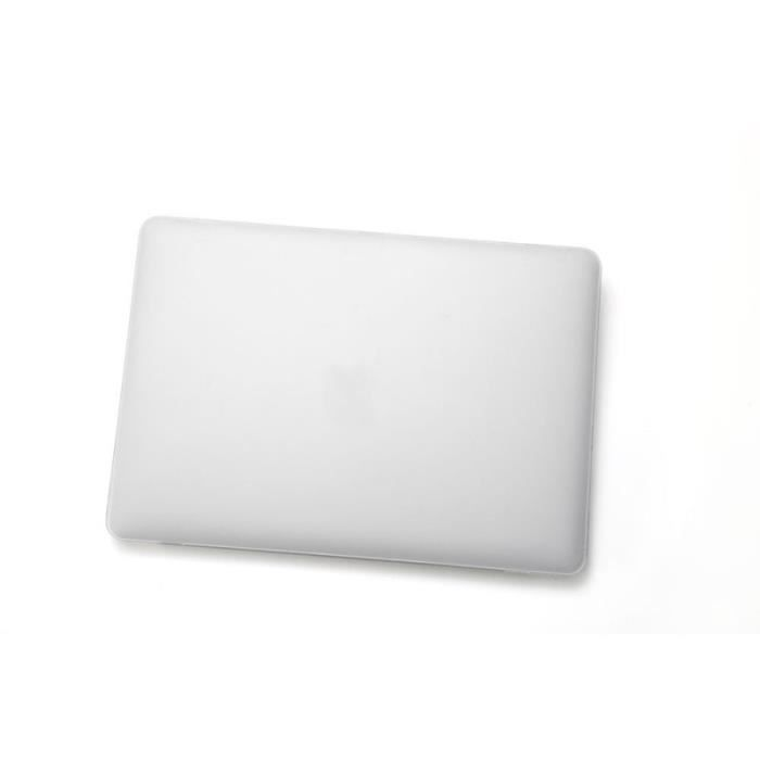 WE Coque de protection pour Macbook Pro 15,4 - Transparent