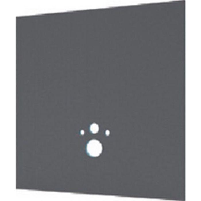 Wedi Panneau d habillage pour bâti support de WC polystyrène extrudé wedi I-Board - 20x1200x1245 mm