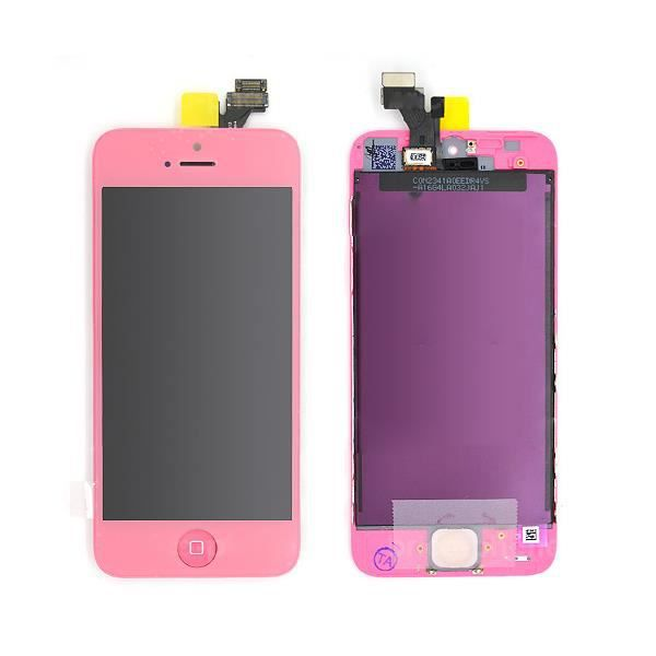 iphone 5 vitre tactile rose cran lcd incell achat pi ce t l phone pas cher avis et. Black Bedroom Furniture Sets. Home Design Ideas