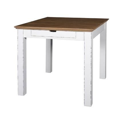 Table cuisine 80cm achat vente table manger table - Table a manger cuisine ...