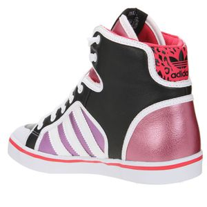 adidas baskets cuir honey hoop w femme