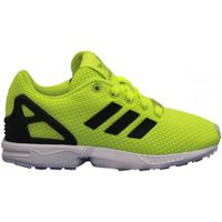 BASKET adidas Originals ZX FLUX K ENFANT JAUNE FLUO