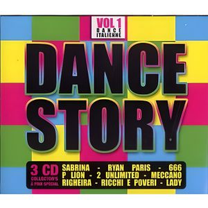CD COMPILATION DANCE STORY