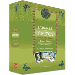 LIVRE PARANORMAL L'oracle des Celtes