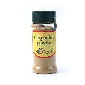 EPICE - HERBE Cook Gingembre poudre 30g
