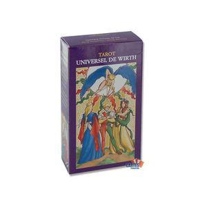 CARTES DE JEU Tarot Universel de Wirth -Jeu de 78 cartes