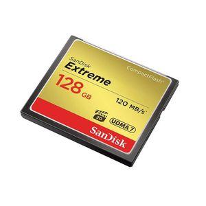 CARTE MÉMOIRE Carte Mémoire SanDisk Extreme CompactFlash UDMA7 1