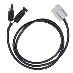4mm² 12AWG câble d/'extension solaire MC4 fil de connexion adaptateur de panne...