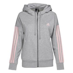 SWEATSHIRT ADIDAS ORIGINALS Sweat à capuche - Femme - Gris