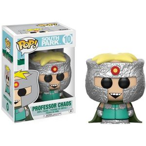 FIGURINE - PERSONNAGE Figurine Funko Pop! South Park : Professor Chaos