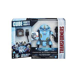 Transformers Le dernier chevalier Cube Tech Autobot Drift neuf sous emballage