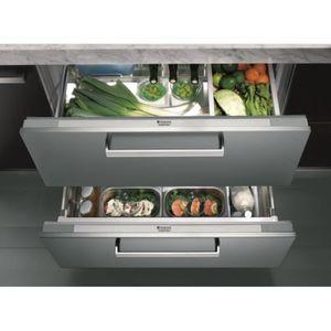RÉFRIGÉRATEUR CLASSIQUE Réfrigérateur intégrable sous plan Hotpoint BDR 19