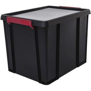 BAC DE RANGEMENT OUTILS IRIS OHYAMA Boîte de rangement empilable avec couv