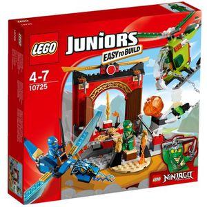 ASSEMBLAGE CONSTRUCTION LEGO® Juniors Ninjago 75183 - Le Temple perdu de N