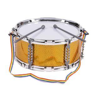 INSTRUMENT DE MUSIQUE Couleur jazz drum, Caisse claire avec baton, Instr