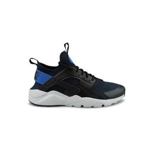 BASKET Baskets Nike Air Huarache Run Ultra Junior Bleu.