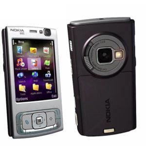 SMARTPHONE NOKIA N95 NOIR