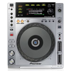 PLATINE CD PIONEER CDJ850 LECTEUR CD A PLAT MP3 CDJ 850 CD…