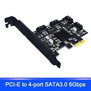 CARTE GRAPHIQUE EXTERNE Carte Adaptateur Contrôleur d'extension PCI-E vers