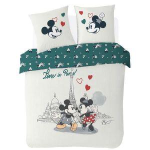 HOUSSE DE COUETTE SEULE Housse de Couette 200x200cm Mickey & Minnie - Love