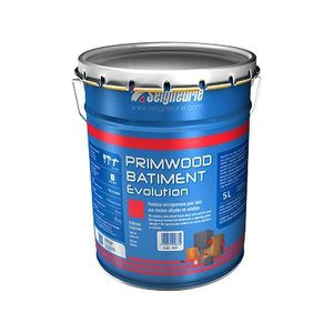 Peinture Seigneurie Primwood Satin Blanc 5l Aspectsatin Volume5 L